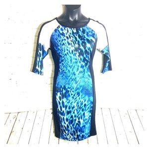 New Ashley Stewart Form Fitting Dress: Size 12